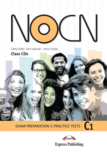 Preparation & Practice Tests For NOCN Exam (C1) - Class CD's (set of 3)