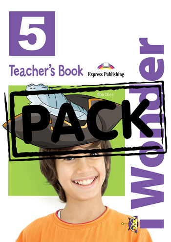 i Wonder 5 - Teacher's Book (with Posters)