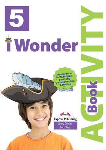 i Wonder 5 - Activity Book (with Digibooks App)