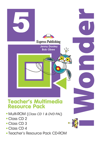 i Wonder 5 - Teacher's Multimedia Resource Pack 2 (NTSC)