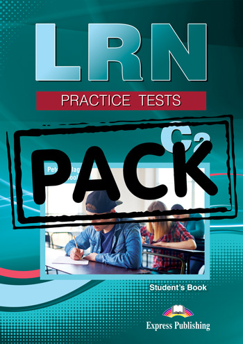 Preparation & Practice Tests for LRN Exam (C2) - Student's Book (with Digibooks App)