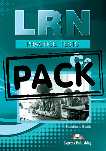 Preparation & Practice Tests for LRN Exam (C2) - Teacher's Book (with Digibooks App)