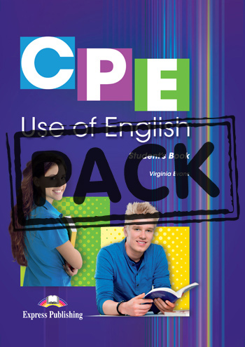 CPE Use of English 1 - Student's Book (with Digibooks App)