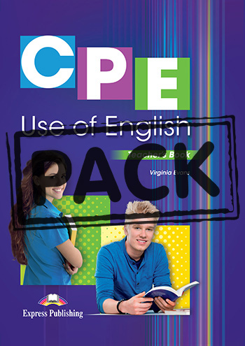 CPE Use of English 1 - Teacher's Book (with Digibooks App)