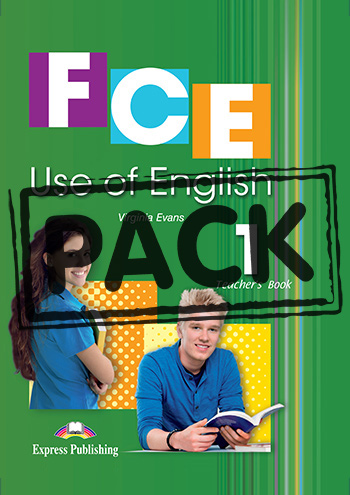 FCE Use of English 1 - Teacher's Book (with Digibooks App)