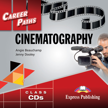 Career Paths: Cinematography - Audio CDs (set of 2)