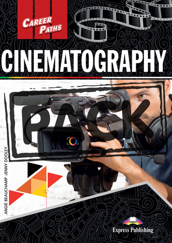 Career Paths: Cinematography - Student's Book (with DigiBooks App)