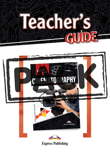 Career Paths: Cinematography - Teacher's Pack
