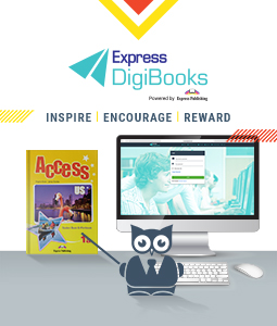 Access US 1A Student's Book & Workbook - DIGIBOOKS APPLICATION ONLY