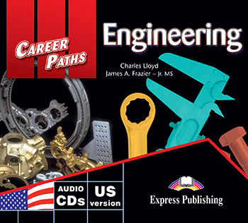 Career Paths: Engineering - Audio CDs (Set of 2)