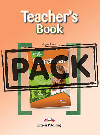 Career Paths: Secreterial - Teacher's Pack (With T's Guide & Cross-Platform Application)