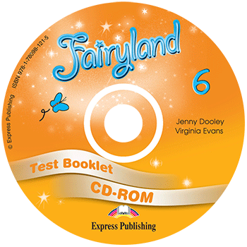 Fairyland 6 - Test Booklet CD-ROM