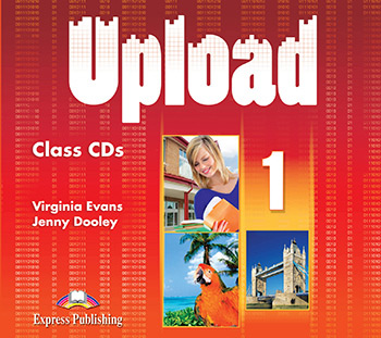 Upload 1 - Class Audio CD