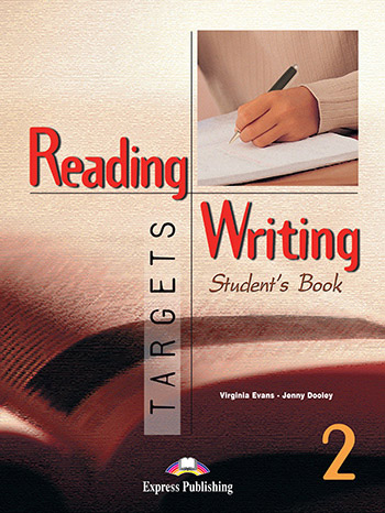 reading and writing targets 2 Reading and writing targets 2: teacher's book [virginia evans, jenny dooley] on amazoncom free shipping on qualifying offers.