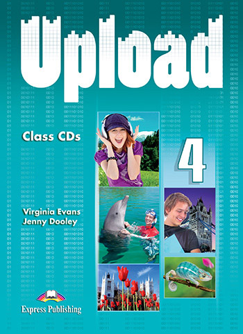 Upload 4 - Class Audio CDs (set of 3)