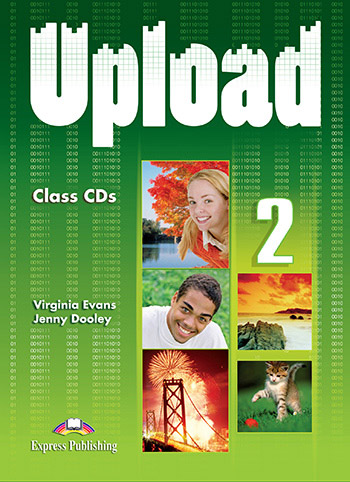 Upload 2 - Class Audio CDs (set of 4)