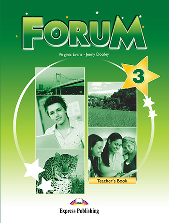 Forum 3 - Teacher's Book