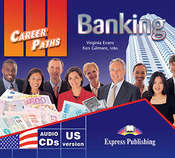 Career Paths: Banking - Audio CDs (Set of 2)
