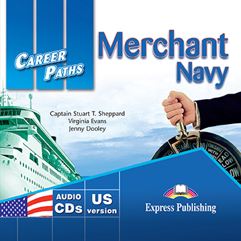 Career Paths: Merchant Navy - Audio CDs (Set of 2)