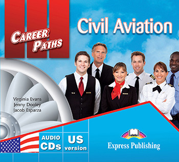 Career Paths: Civil Aviation - Audio CDs (set of 2)