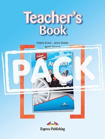 Career Paths: Civil Aviation - Teacher's Pack (+ Student's Book & Audio CDs)