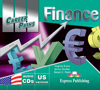 Career Paths: Finance - Audio CDs (Set of 2)