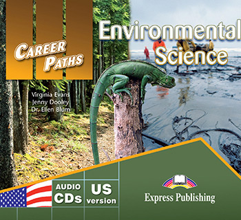 Career Paths: Environmental Science - Audio CDs (Set of 2)