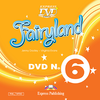 Fairyland 6 - DVD Video PAL/NTSC