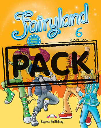 Fairyland 6 - Pupil's Book (+ Pupil's Audio CD & DVD PAL/NTSC)