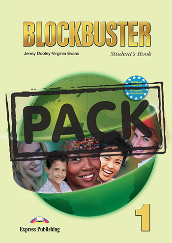 Blockbuster 1  - Student's Book (+ Student's Audio CD)