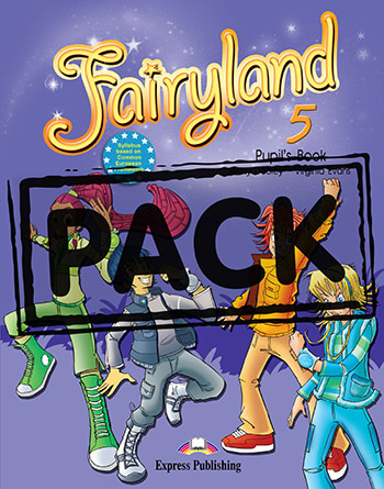Fairyland 5 - Pupil's Book (+ multi-ROM PAL)
