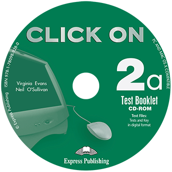 Click On 2a - Test Booklet CD-ROM