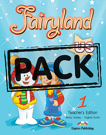 Fairyland 1 US - Teacher's Book (interleaved with Posters)