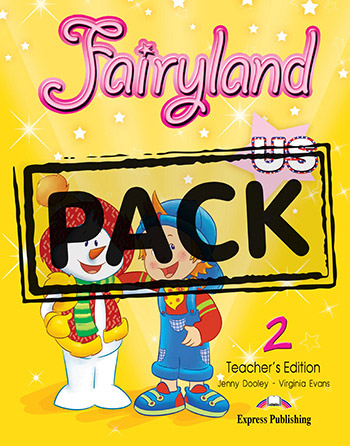 Fairyland 2 US - Teacher's Book (interleaved with Posters)