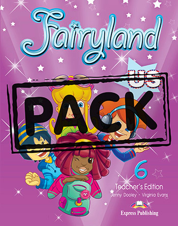 Fairyland 6 US - Teacher's Book (interleaved with Posters)