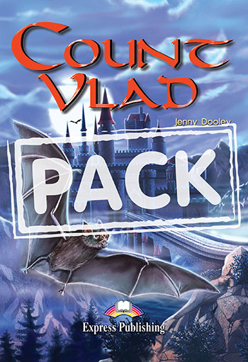 Count Vlad - Reader (+ Activity Book & Audio CDs)