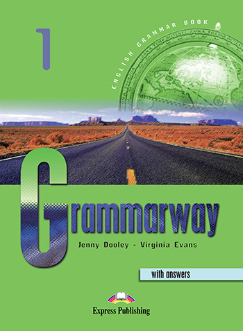 Grammarway 1 - Book with Answers