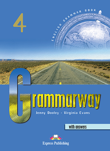 Grammarway 4 - Book with Answers