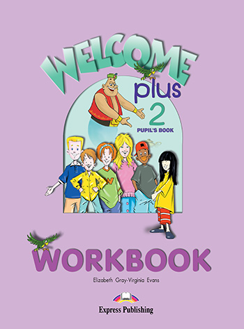 Welcome Plus 2 - Workbook