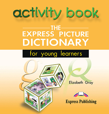 The Express Picture Dictionary - Activity Book Audio CD