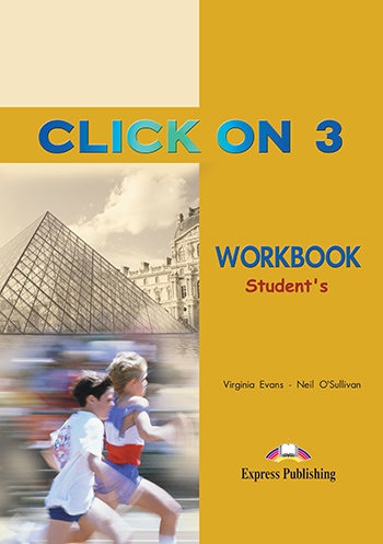 Click on 3: workbook students