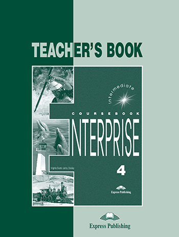 Enterprise 4 - Teacher's Book