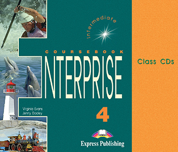 Enterprise 4 - Class Audio CDs (set of 3)