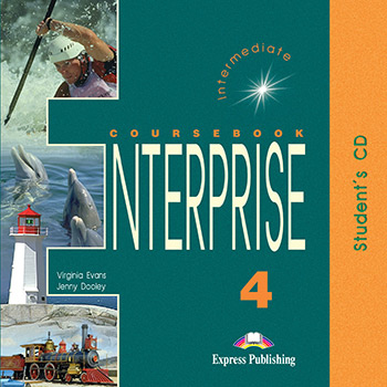 Enterprise 4 - Student's Audio CD