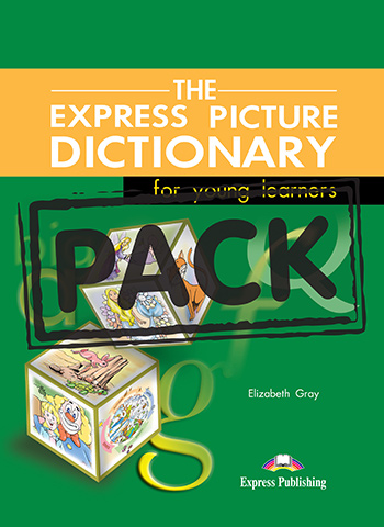 The Express Picture Dictionary - Student's Book (+ Activity Book & Audio CDs)