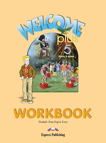 Welcome Plus 5  - Workbook