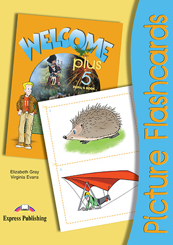 Welcome Plus 5 - Flashcards