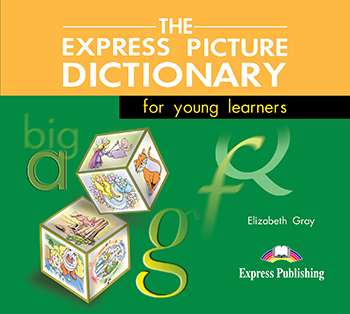 The Express Picture Dictionary - Audio CDs (set of 3)