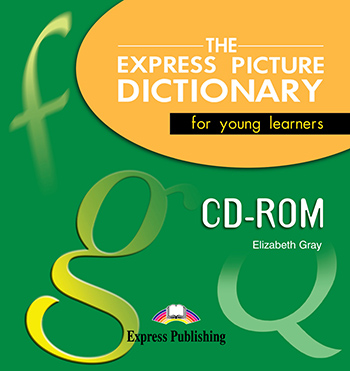 The Express Picture Dictionary - CD-ROM
