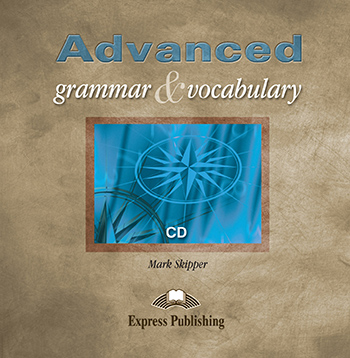 Advanced Grammar & Vocabulary - Class Audio CD
